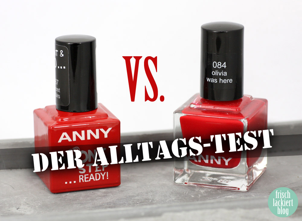 ANNY paint and go test review haltbarkeit - wie lange hält LED