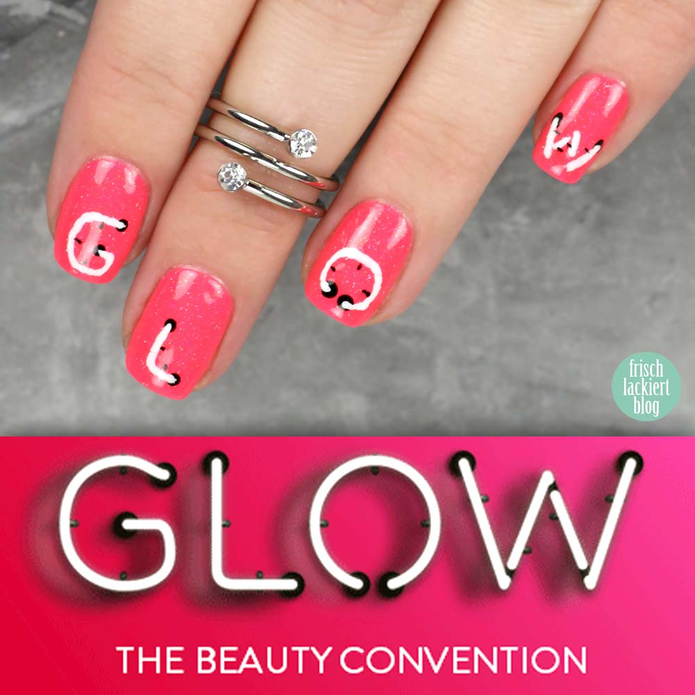 glow messe bochum nailart nageldesign