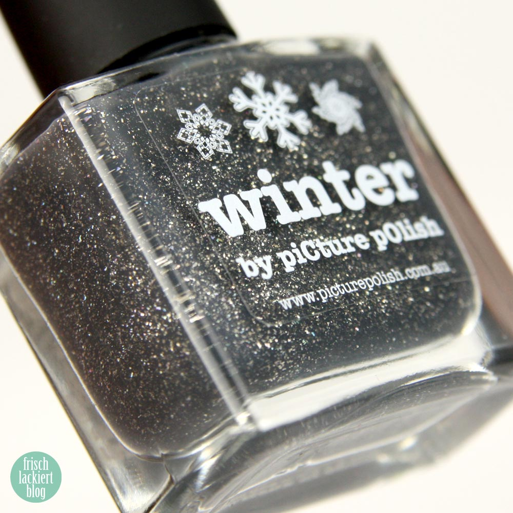 Picture Polish Winter Swatch