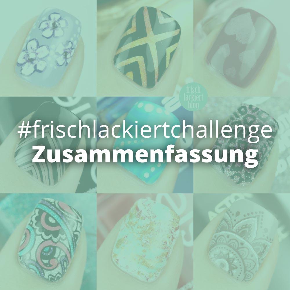 Frischlackiert-Challenge Zusammenfassung