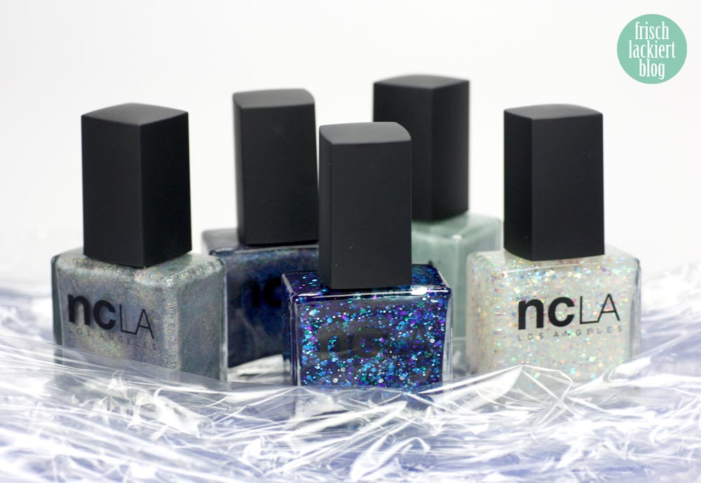 NCLA you can´t swim with us – swatch by frischlackiert