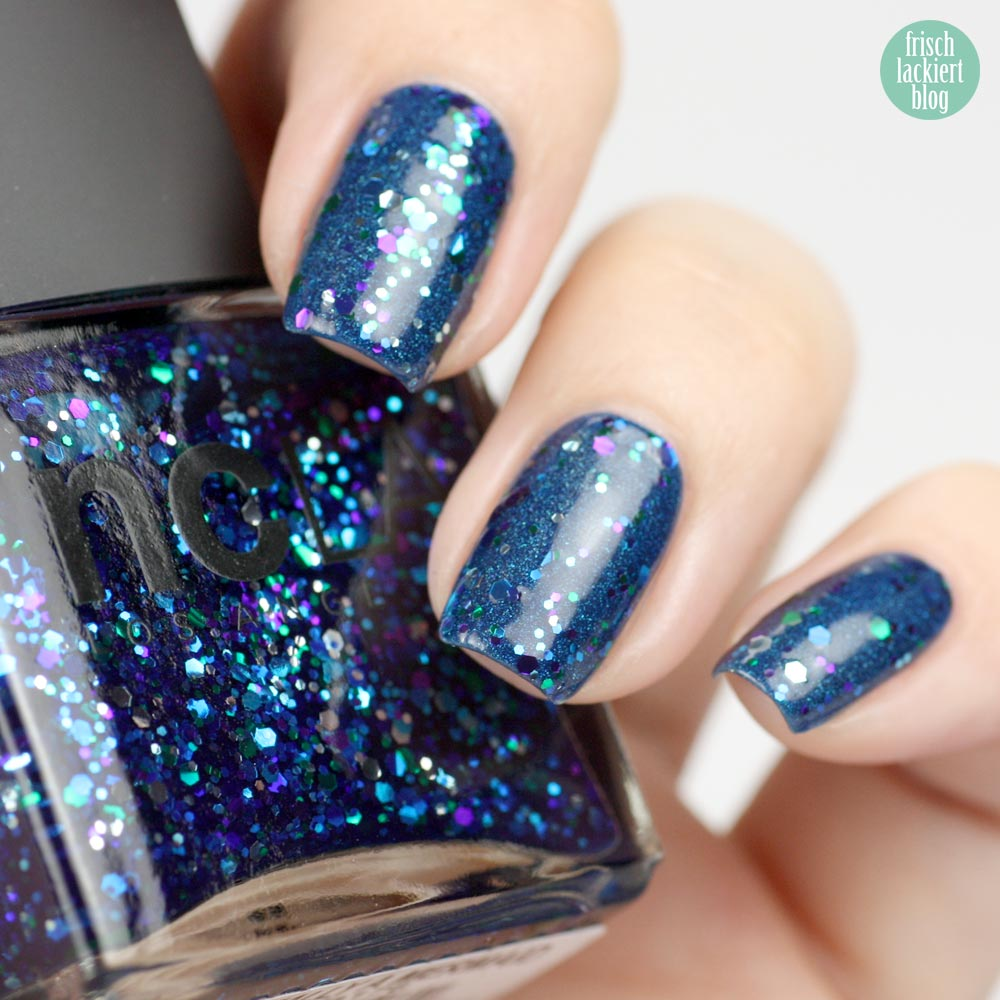 NCLA I'M REALLY A MERMAID – swatch by frischlackiert