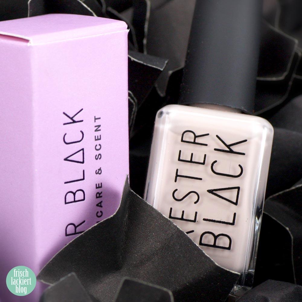 Kester Black – Buttercream - swatch by frischlackiert