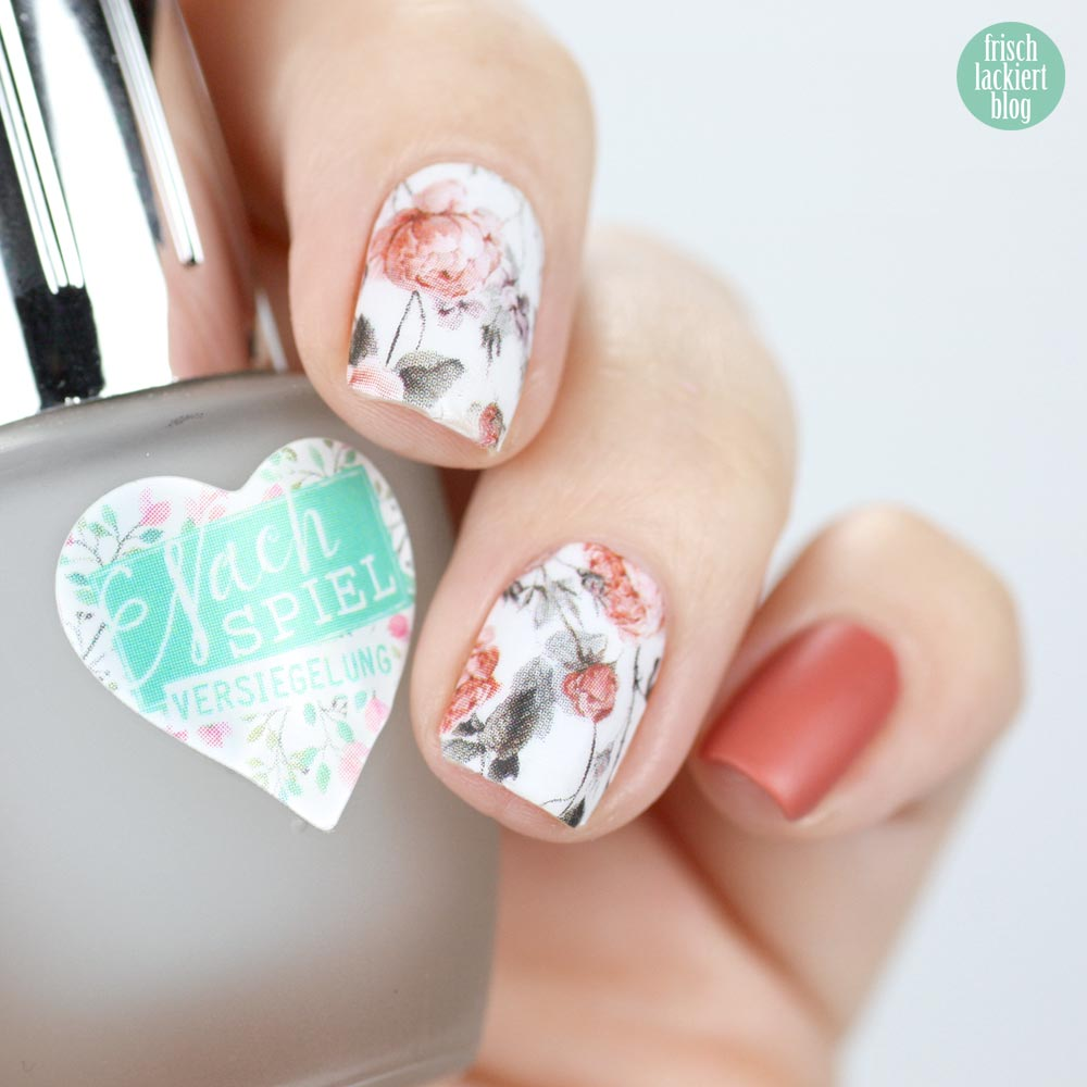 Sticker Gigant Winterkollektion 2016 – Rosalinchen – ANNY make polish not war – swatch by frischlackiert