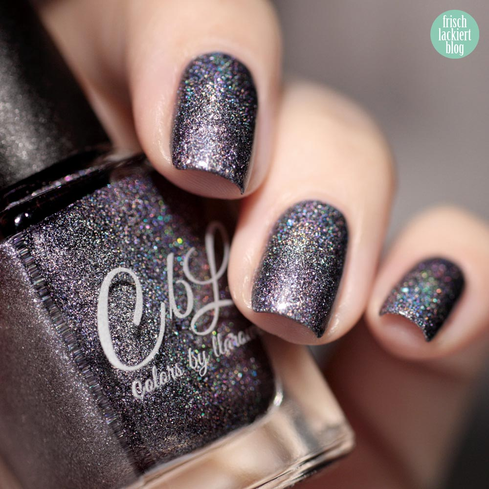 Colors by Llarowe – Empty Heart – swatch by frischlackiert