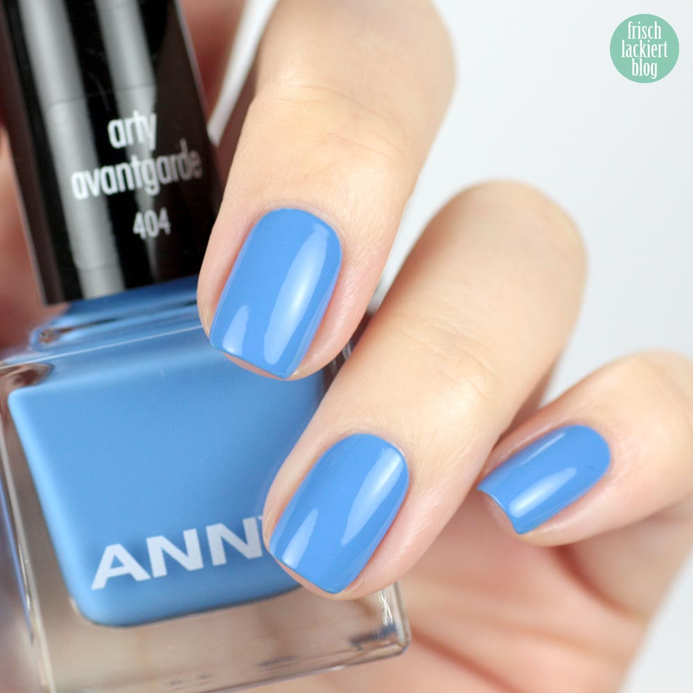 ANNY Urban Jungle Kollektion – Arty Avantgarde – swatch by frischlackiert
