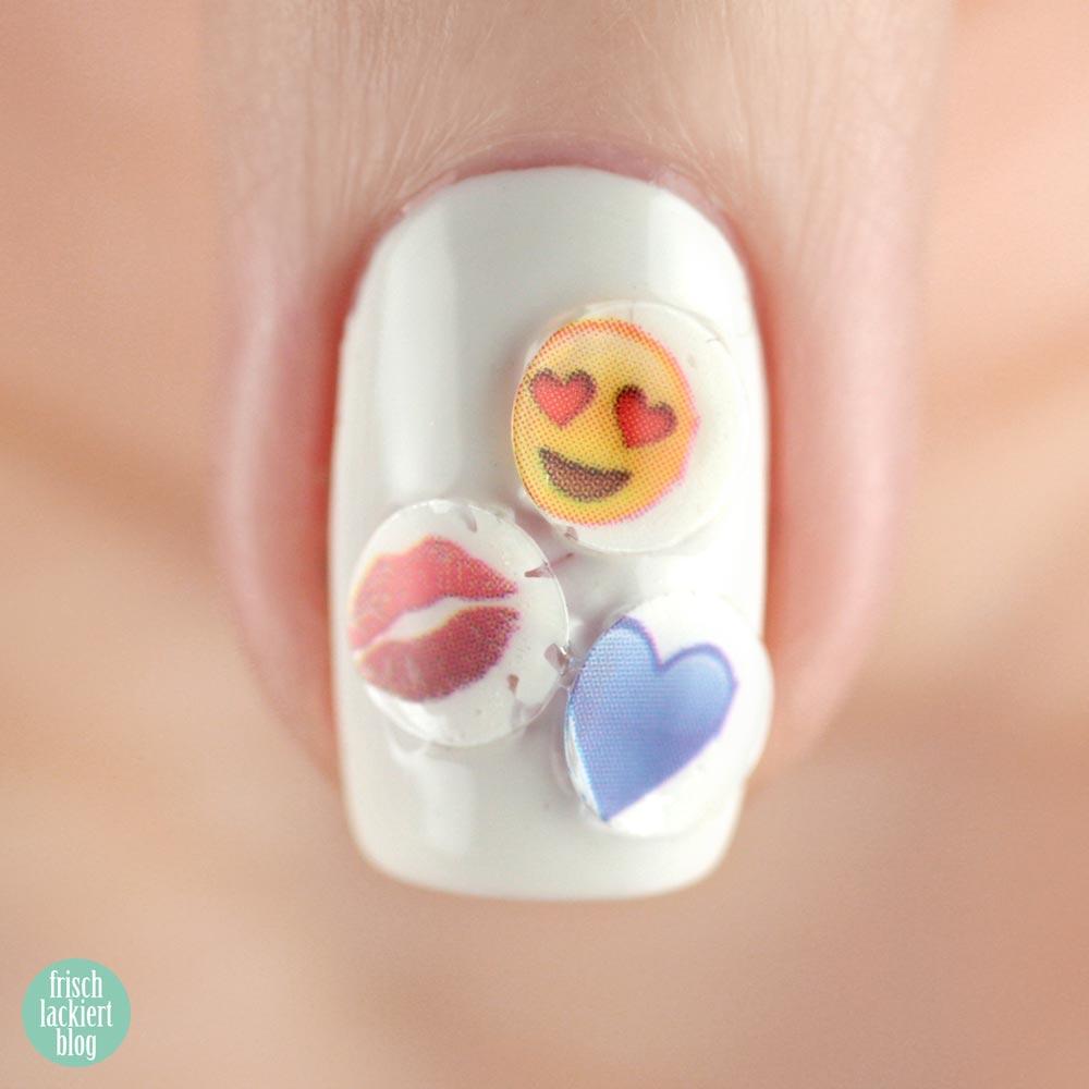 mini emoji® - Kollektion von ANNY cosmetics – swatch und review by frischlackiert