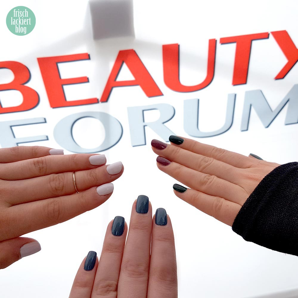 BeautyForum Leipzig 2017 – Event Bericht – Erfahrungen – by frischlackiert