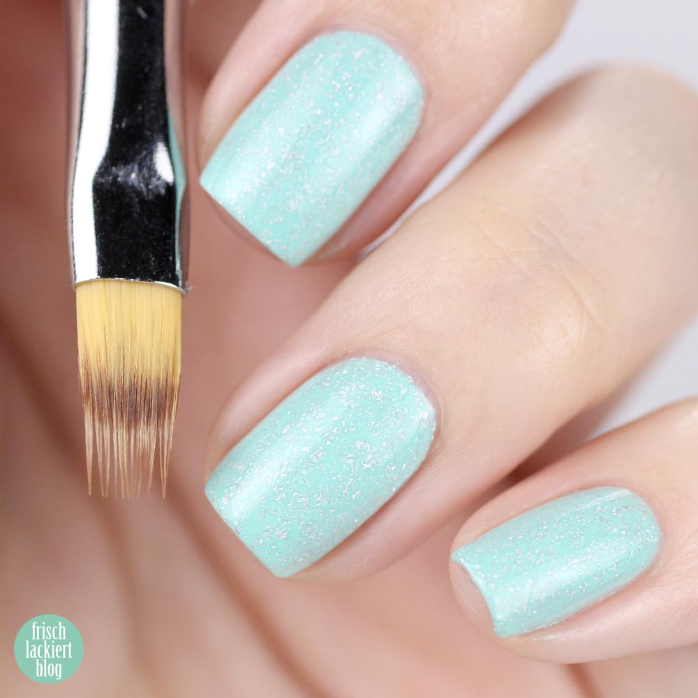 Bornprettystore Gradient Brush – Review Test – by frischlackiert