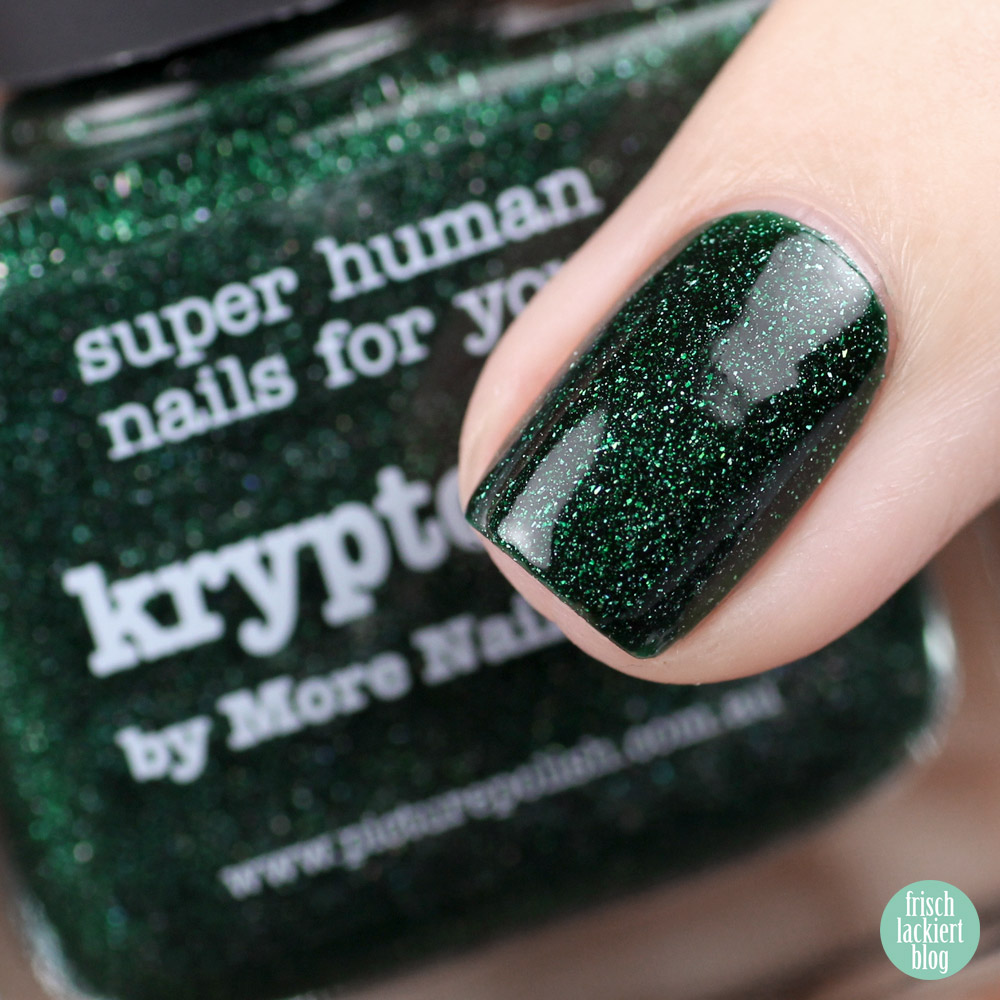 Picture Polish Kryptonite – swatch by frischlackiert