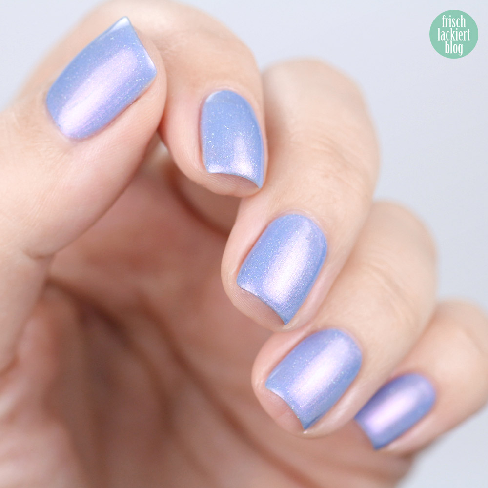 BOW polish – feeling good – lilac nailpolish – swatch by frischlackiert