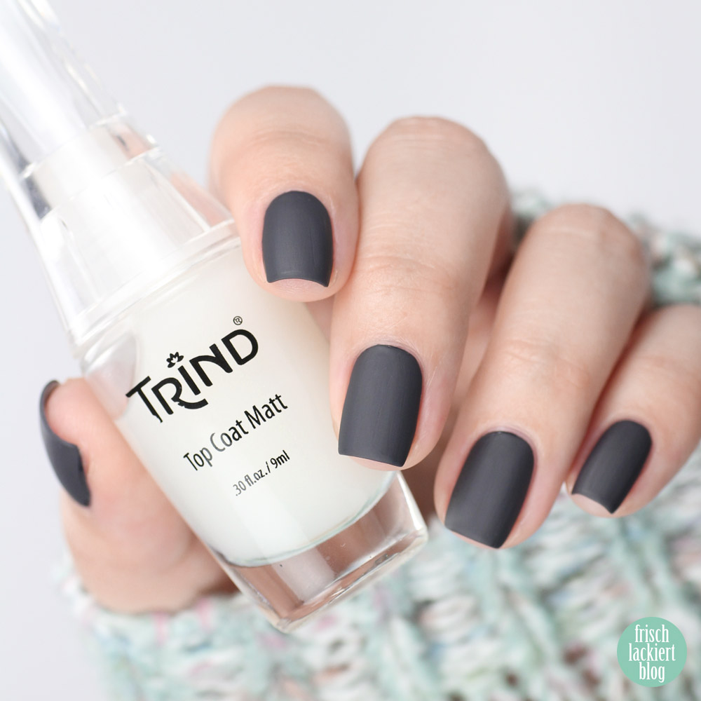 Caring Colors von Trind – Winter in New Delhi Kollektion – Kashmir Winter – swatch by frischlackiert