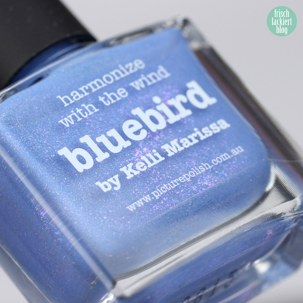 Picture Polish Bluebird – swatch by frischlackiert
