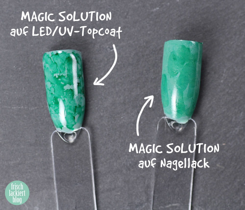 Brush it shop – Magic Solution - by frischlackiert