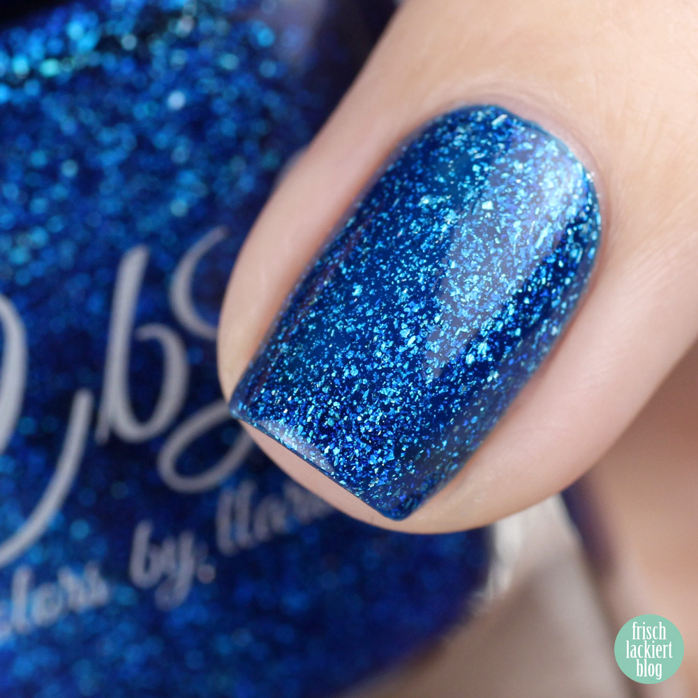 Colors by Llarowe – Healing Waters – swatch by frischlackiert