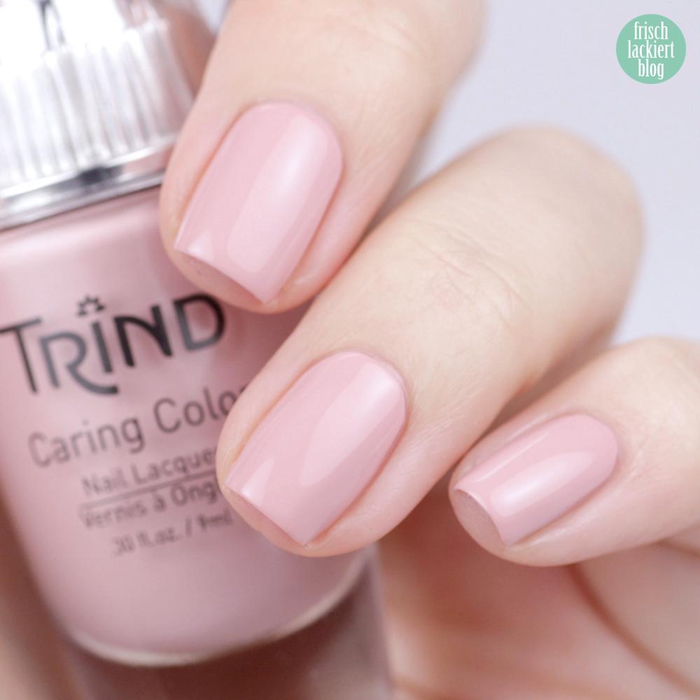 Trind Cosmetics – Welcome to Miami Kollektion / Frühling Sommer 2018 – Nagellack – Sonny Crockett – Rosa – swatch by frischlackiert