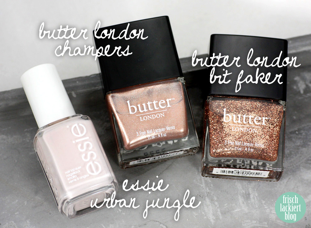 Butter London Bit Faker Champers