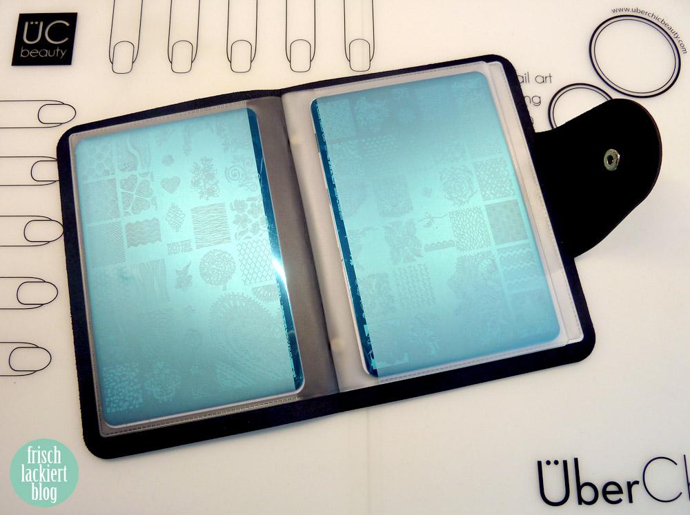 UberChic Stamping Plates Mat