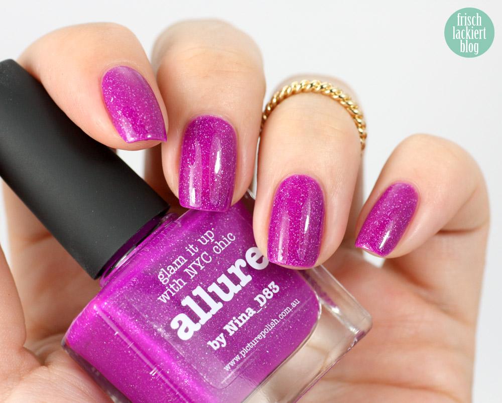 frischlackiert, blog, picture polish, allure