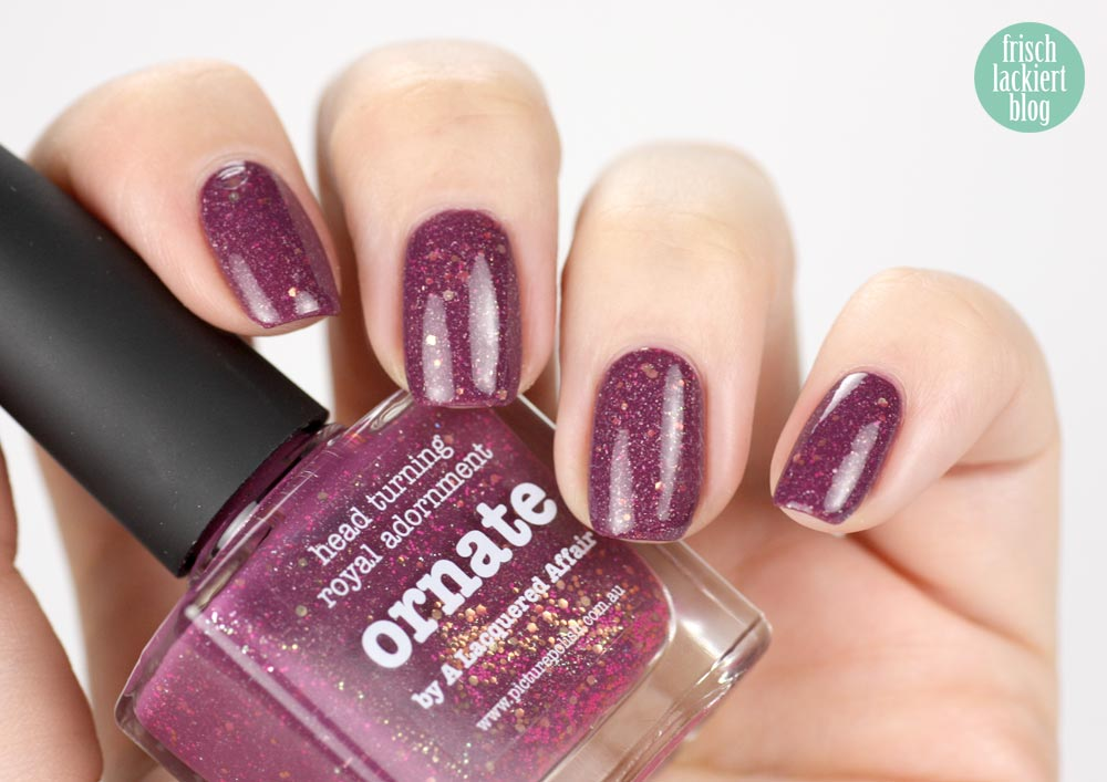 Picture Polish Ornate