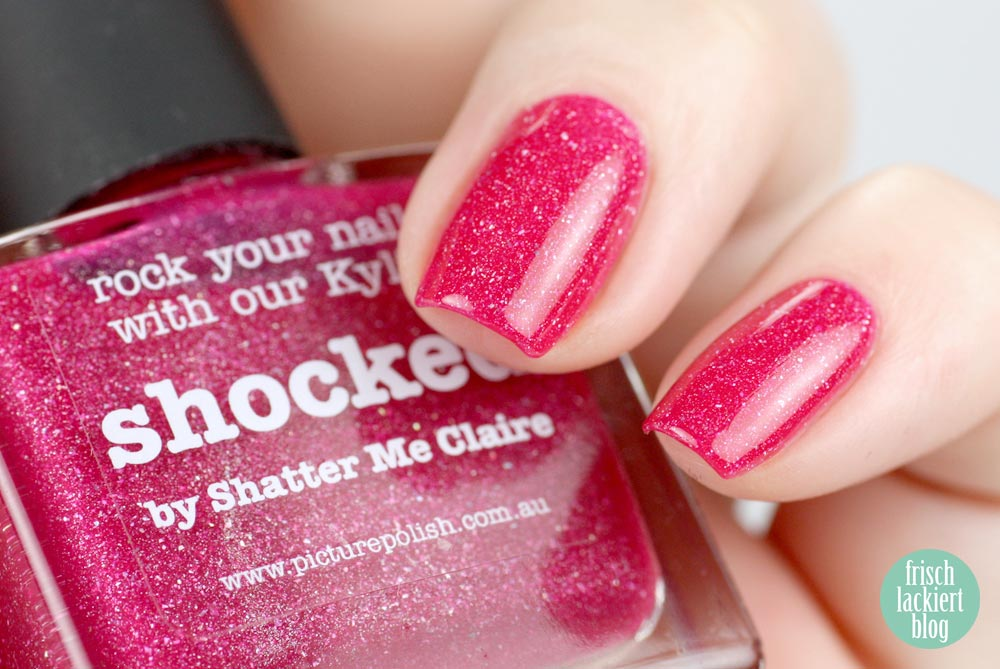Picture Polish shocked