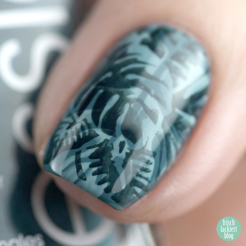essie pool side service - moyou stamping