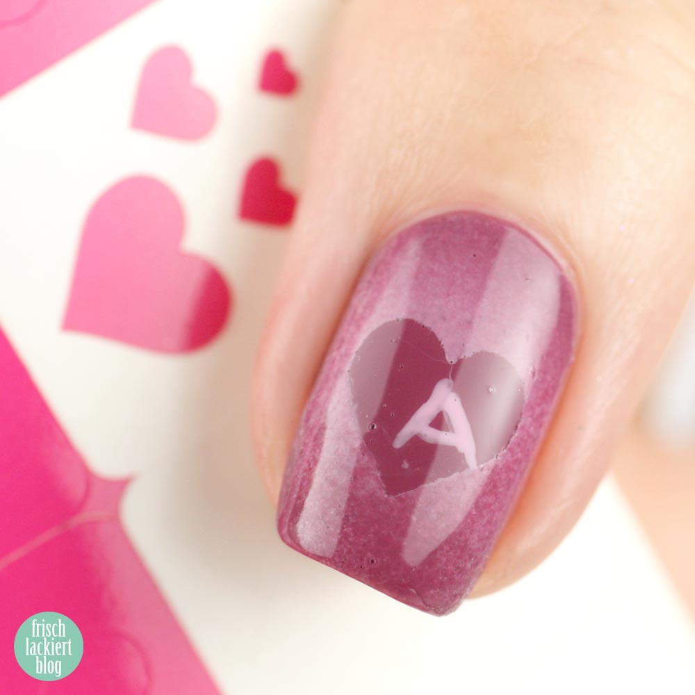Nailart mother´s day - Muttertag - Liebe