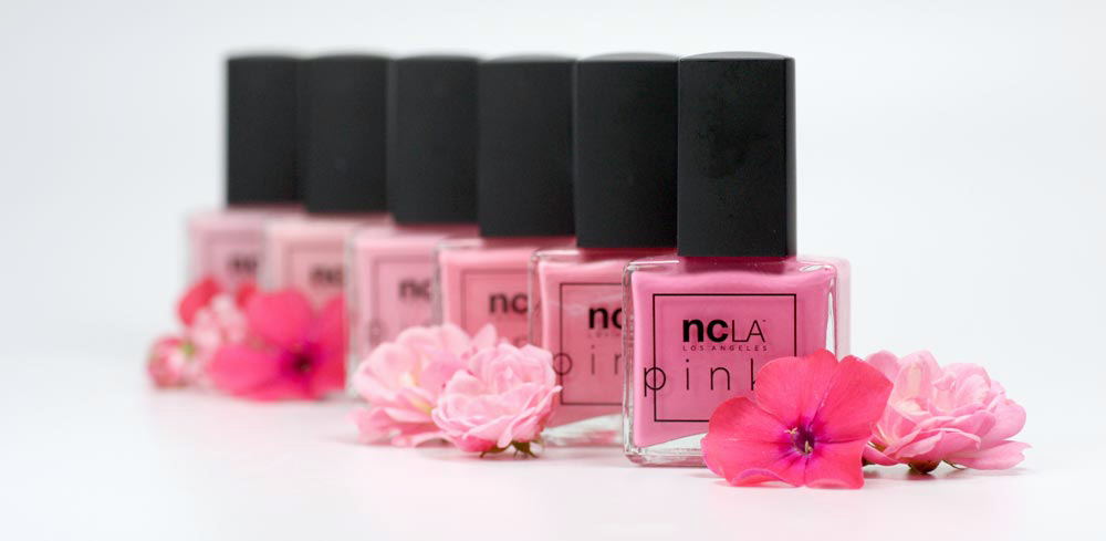 NCLA The Pinks – Nagellack Kollektion - swatch by frischlackiert