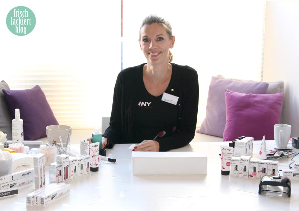 ANNYlovers Event in München 2016 mit frischlackiert