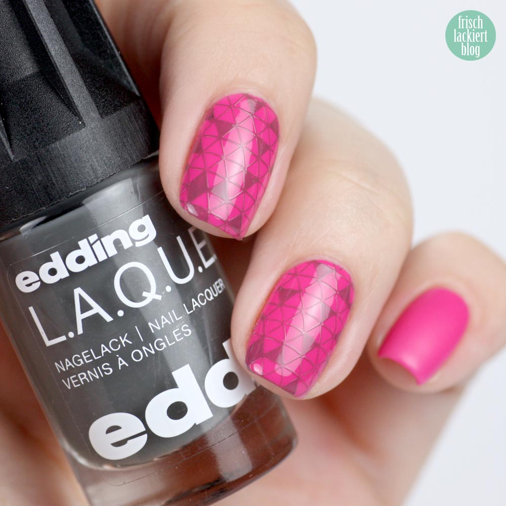 Edding L.A.Q.U..E. – Sommerset Colour R.E.V.O.L.U.T.I.O.N – swatch by frischlackiert