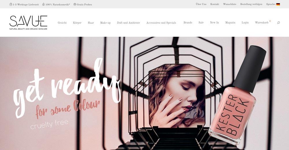 SAVUE Online Shop