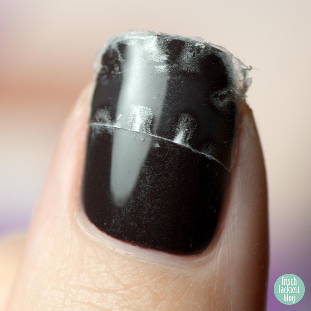 ORLY Nail Rescue – Fingernagel reparieren – Test Erfahrungen – frischlackiert