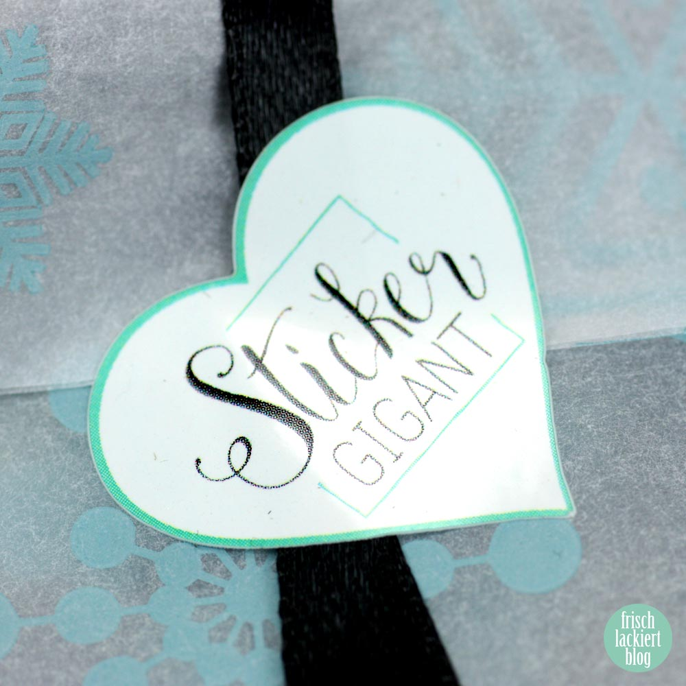 Sticker Gigant Winterkollektion 2016 – Rosalinchen – ANNY make polish not war – swatch by frischlackiert