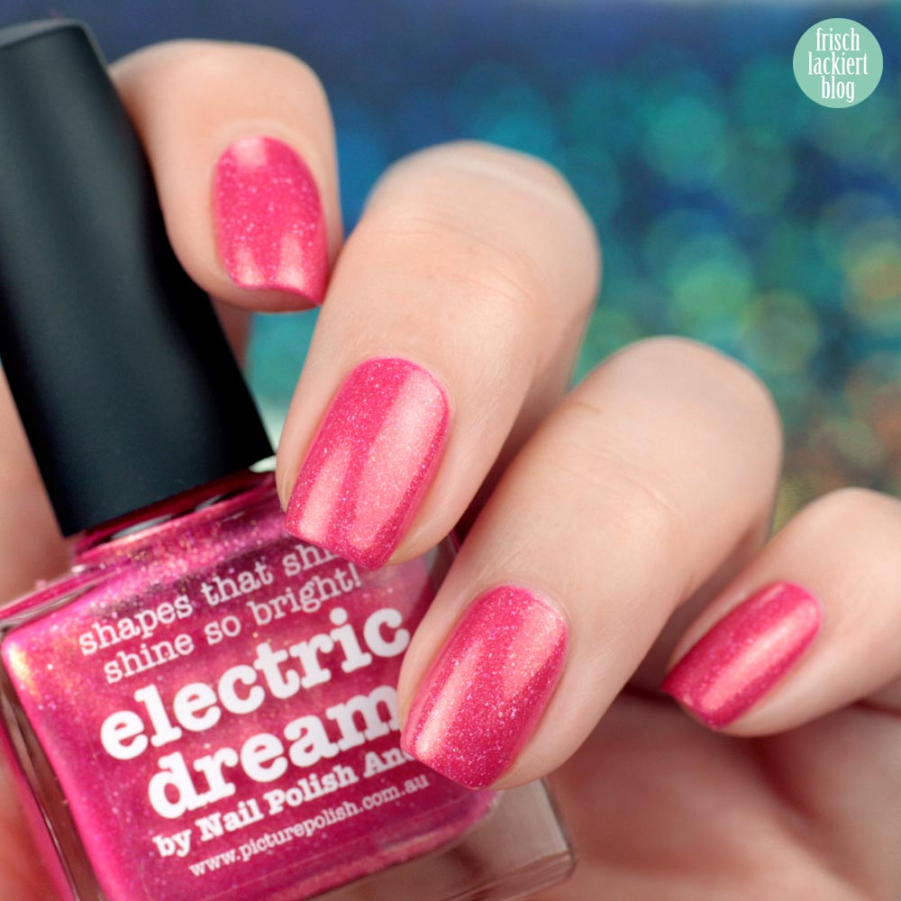 Picture Polish Electric Dream – swatch by frischlackiert