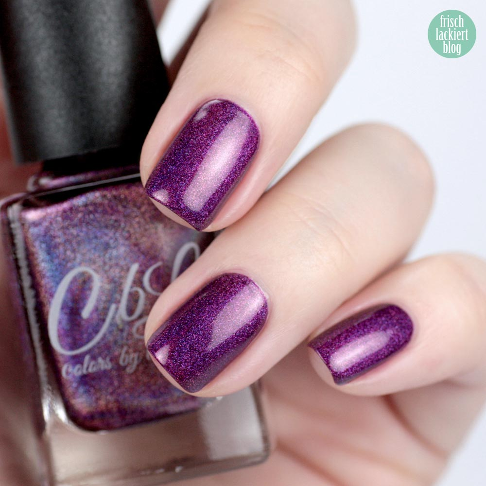 Colors by Llarowe - Who Needs Love? – swatch by frischlackiert