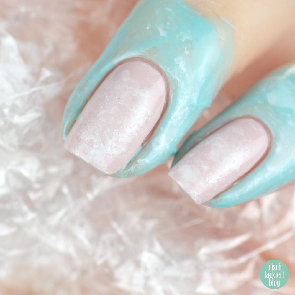Marmor Stone Marble Nailart Tutorial – by frischlackiert