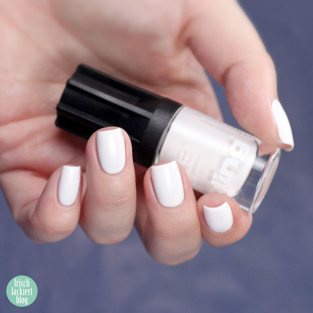 Z.A.R.T. am limit! Die neuen R.I.C.H. P.A.S.T.E.L.S. – white wedding – edding L.A.Q.U.E. – swatch by frischlackiert