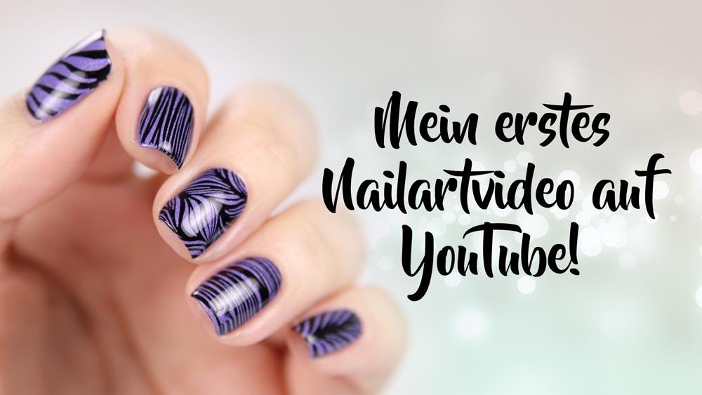 Masura Blueberry Sorbet – BundleMonster BM-XL210 – Watermarble Stamping – youtube tutorial – by frischlackiert