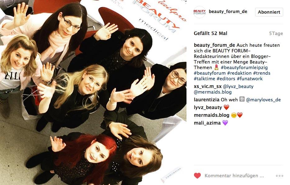 BeautyForum Leipzig 2017 – Event Bericht – Erfahrungen
