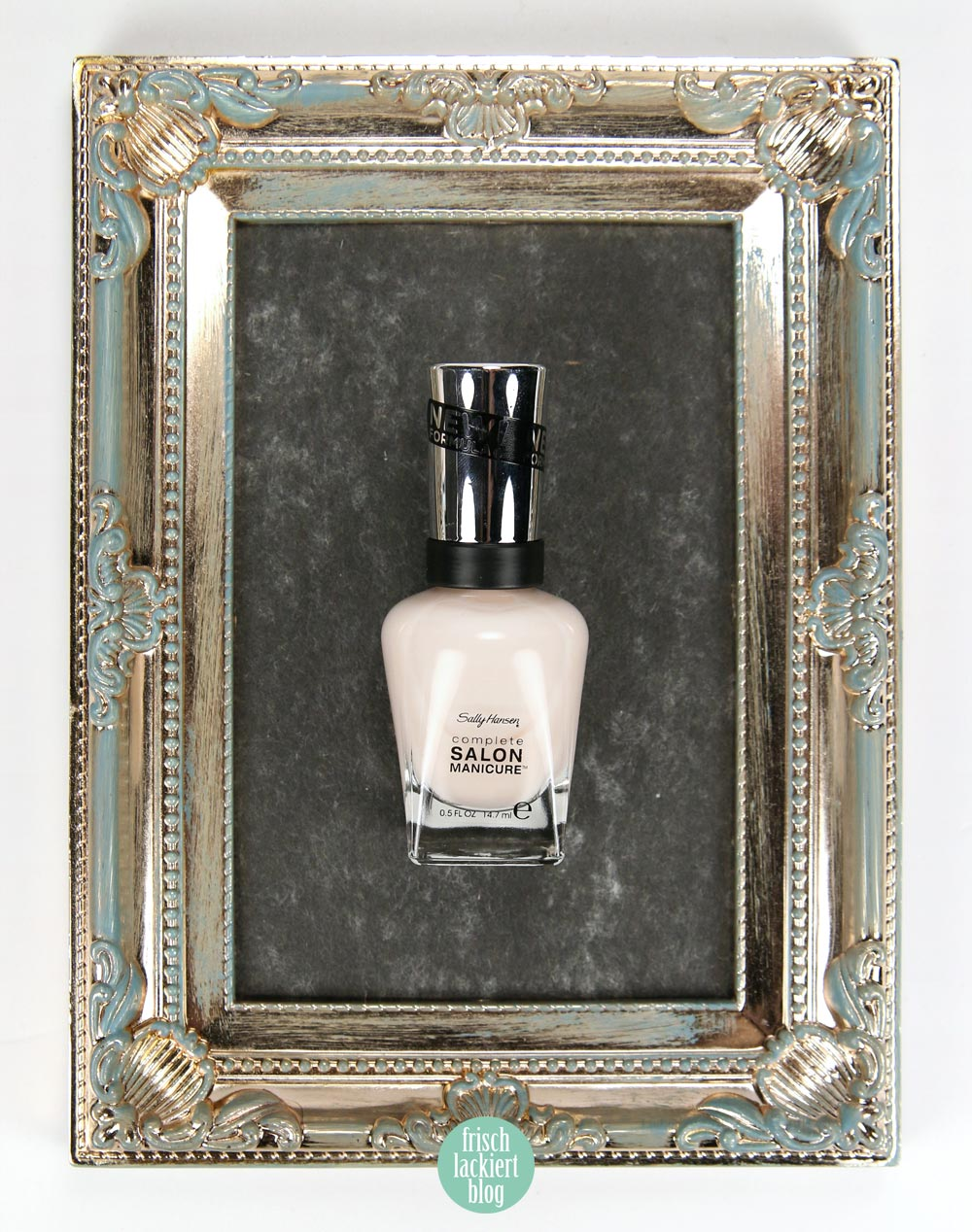 Sally Hansen – Color of the Moment – Sheer - Shall we Dance – by frischlackiert