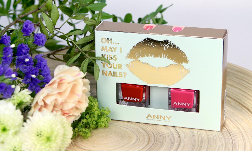 ANNY Mini-Set – OH... May I Kiss Your Nails – Can I kiss you? – No, you can´t – stwach by frischlackiert