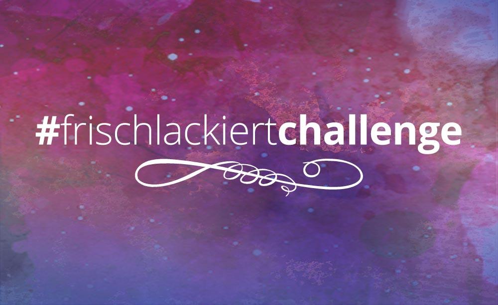 Frischlackiert-Challenge – Im Oktober und November 2017 – Nailartchallenge – by frischlackiert