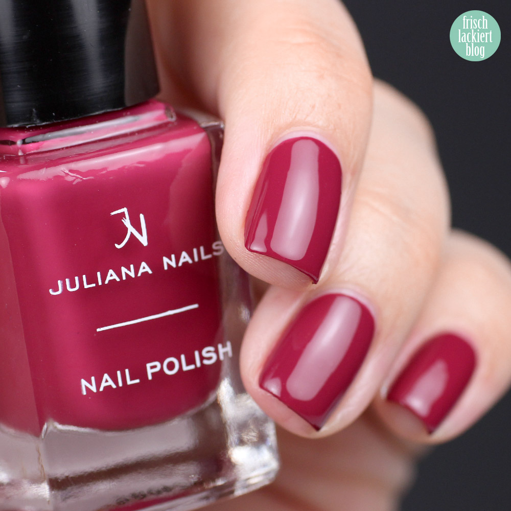 Juliana Nails Nagellack – Test, Review & Swatches – by frischlackiert