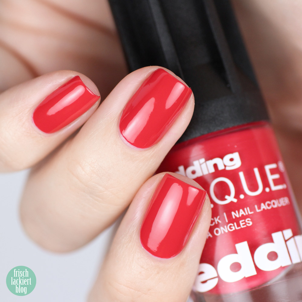 time to C.E.L.E.B.R.A.T.E. – die neue limited edition von edding L.A.Q.U.E. – night fever – swatch by frischlackiert