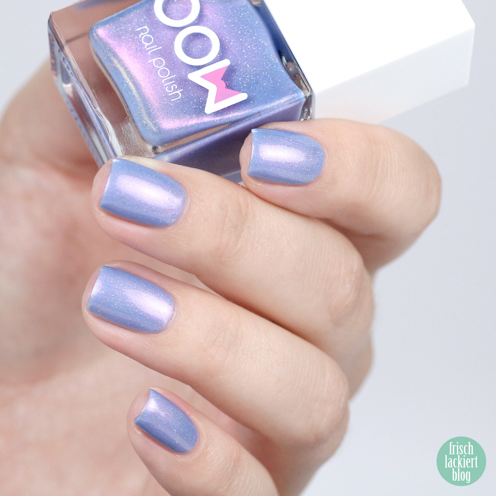 BOW polish – feeling good – lilac nailpolish – swatch by frischlackiert