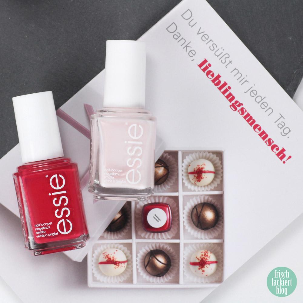 #essieliebe zum Verschenken – Lieblingsmensch Kollektion – swatch by frischlackiert