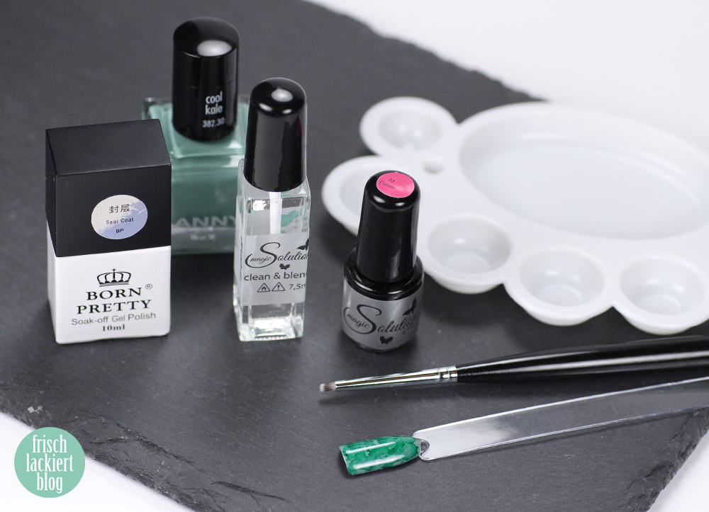 Brush it shop – Magic Solution - by frischlackiert