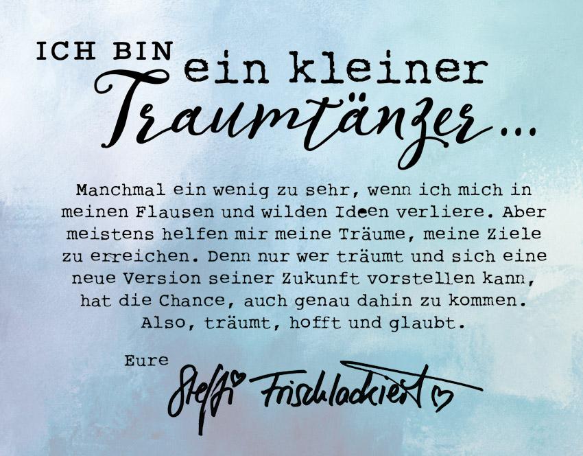 Sticker Gigant – Traumtanz – Akzentnagel Nagelsticker – Traumfänger Nailart – Designed by frischlackiert