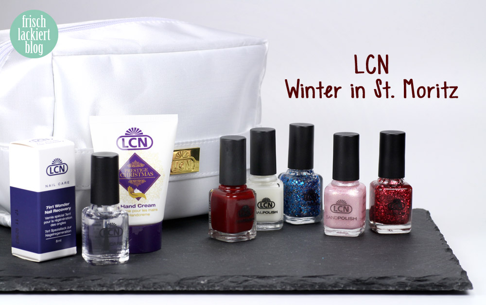 LCN Limited Edition - Winter in St. Moritz - swatch by frischlackiert