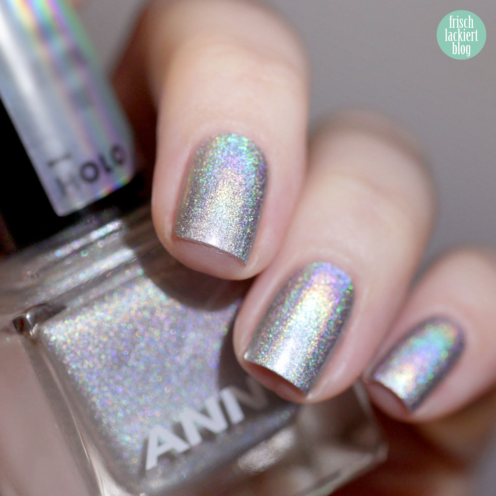 ANNY Holo it´s ANNY Nagellack Kollektion - swatch by frischlackiert